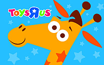 "$5 Toys ""R"" Us eGift Card"