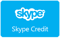 Up to 60 minutes of Skype Credit